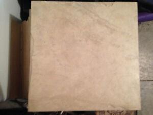 Italian Porcelain Beige Tiles (MagicoGres) - 55 square feet