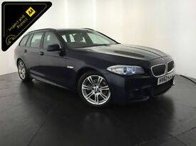 2012 62 BMW 520D M SPORT AUTOMATIC ESTATE 1 OWNER BMW SERVICE HISTORY FINANCE PX