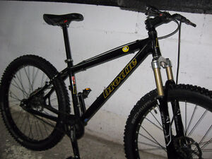 (Winter Fat Bike) Vélo Single Speed Brodie 1-Ball pour hiver West Island Greater Montréal image 1