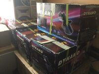 2X/4X Dynamo Party Scanners
