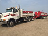 Cheap Dump Truck services in Town!