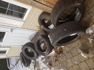 Winter Tires - Pneu d'hiver