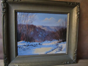 Oil Painting by Cavell Kitchener / Waterloo Kitchener Area image 1