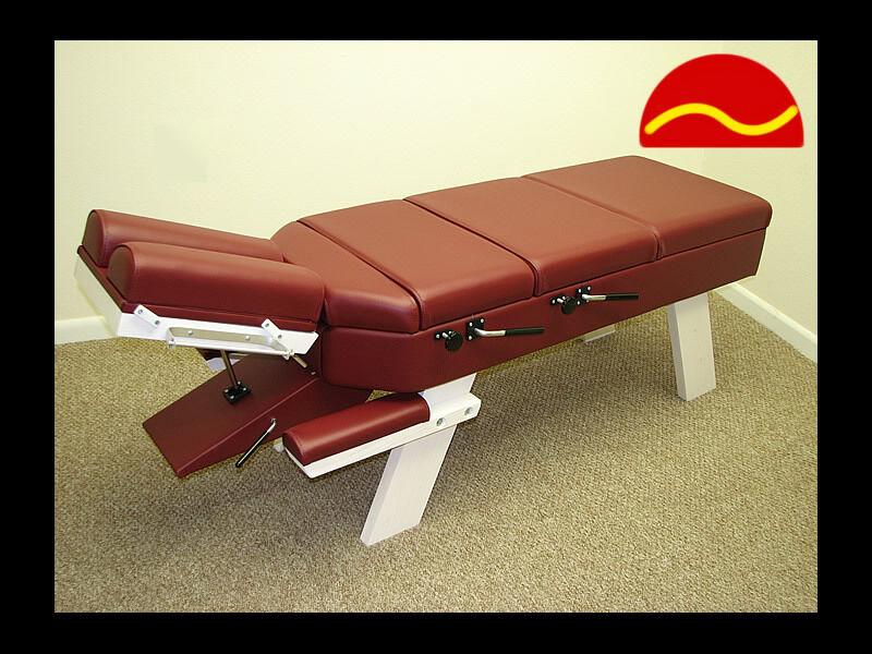 3-Drop Chiropractic Table - STANDARD