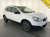 2013 63 NISSAN QASHQAI +2 360 DCI DIESEL 7 SEATS 1 OWNER SERVICE HISTORY FINANCE