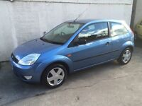 Ford Fiesta , full years mot, just serviced