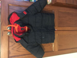 Gap winter jacket 18-24 months navy