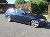 2007 BMW 3 SERIES 3.0 330D SE 5D 228 BHP DIESEL
