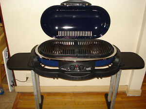 Coleman Roadtrip LX Portable Grill With Clip-On Gas Regulator