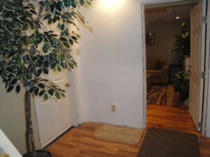 BASEMENT SUITE FULLY FURN. & TASTEFULLY DECORATED AVAILABLE NOW
