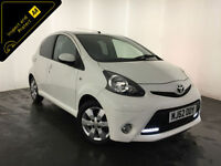 2012 62 TOYOTA AYGO VVT-I FIRE AC 5 DOOR HATCHBACK SERVICE HISTORY FINANCE PX