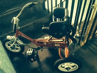 Disable kids bike for sale