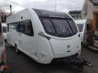 STERLING CONTINENTAL 570 2014 FIXED BED ***BARGAIN PRICE £15995