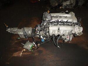 JDM MAZDA MIATA B6 1.6L ENGINE, 5SPEED TRANSMISSION, 98-01 Saint-Hyacinthe Québec image 2