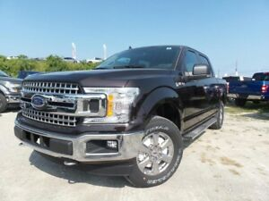 2018 Ford F-150 XLT 3.3L V6 302A