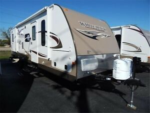 Immaculate 8 person Jayco Whitehawk Travel Trailer