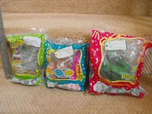 Toy Story 2 McDonald;s Candy Dispensers ~ sealed in original pkg
