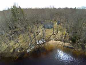 Waterfront Cottage on Lower Lake 60 For Sale