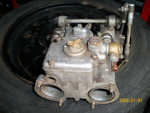 Weber 40 DOEC carb. London Ontario image 3
