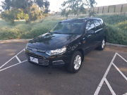 2012 Ford Territory SZ TX (RWD) Black 6 Speed Automatic Wagon Yarragon Baw Baw Area Preview