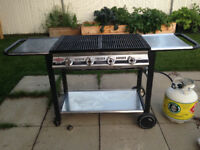 Rent Bbq machine