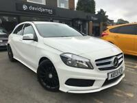 Mercedes A-Class A180 Cdi Blueefficiency Amg Sport Hatchback 1.8 Automatic Diese