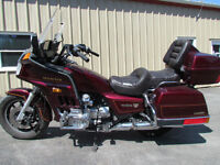 Beautiful 1985 Goldwing in Excellent condition!Ready To Ride