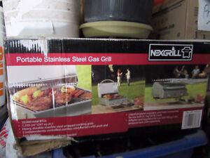 BBQ de table propane