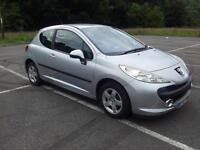 PEUGEOT 207 1.4 PETROL 64,000 MILES WITH FULL SERVICE HISTORY