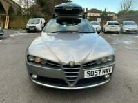 2008 Alfa Romeo 159 JTDM 16V LUSSO QTRONIC Auto ESTATE Diesel Automatic