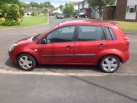 Ford Fiesta 1.25 Zetec Climate 2006 - 5 Dr - Petrol - Manual