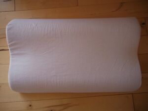 OBUS FORME Contour Pillow with zipped cover