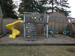 Childrens' Play Structure for Sale