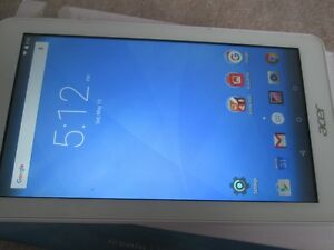 "Used Acer Iconia One 7 B1-770  7.0"" 16GB White"