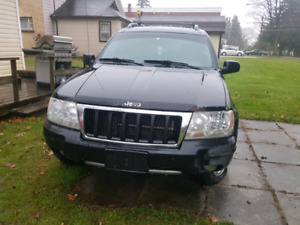 2004 Grand Cherokee Limited