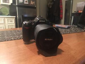 Nikon D90, 28 mm lens, 18-105 mm lens, Speedlight SB-900 flash