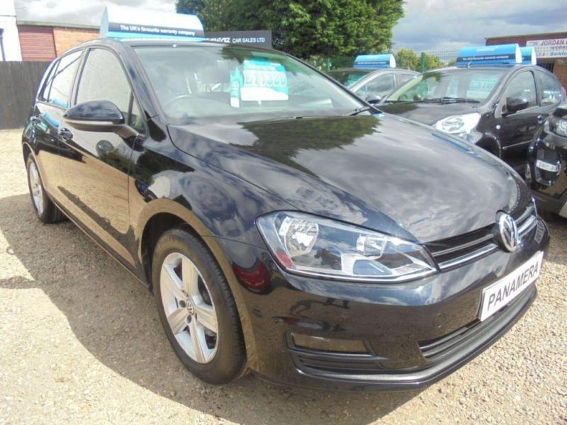 2014 64 VOLKSWAGEN GOLF 1.6 MATCH TDI BLUEMOTION TECHNOLOGY DSG 5DR AUTOMATIC 10