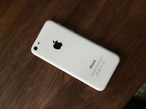 White iPhone 5C mint condition London Ontario image 2