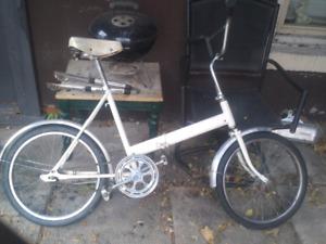 Austrian built folding bike from the 70's