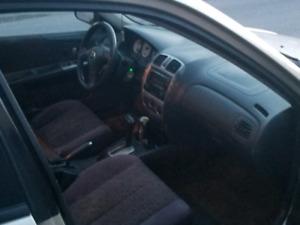 Mazda protège 2002