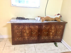 Dresser / Wardrobe For Cheap