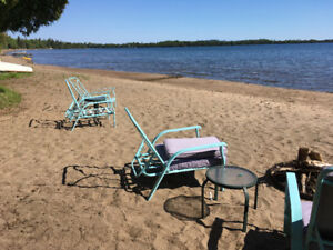Camp Cottage rental on Silver Beach Lake Superior