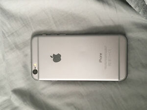iPhone 6 with water damage