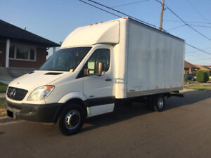 2010 Mercedes-Sprinter 3500 16 Fit Cube 152000KM 22800$OBO