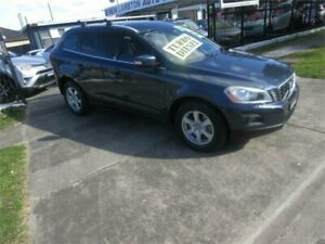 2009 Volvo XC60 DZ D5 2.4 Grey 6 Speed Automatic Geartronic Wagon New Lambton Newcastle Area Preview