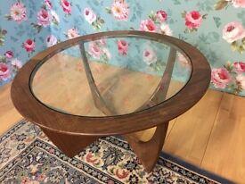 G Plan Astro coffee table