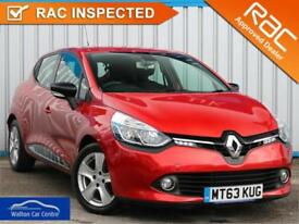 Renault Clio 1.5 Dynamique Medianav Dci 2013 (63) • from £28.38 pw