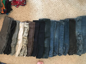 Size 4 boys fall/winter clothes