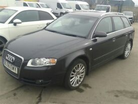 Audi A4 B7 -- Breaking ** All Parts Available **