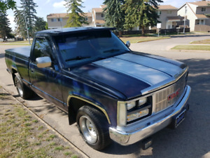 1989 GMC Sierra SLE Shorty Sacrifice $4,000.00 FIRM!!